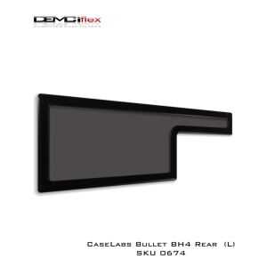 Picture of CaseLabs Bullet BH4 Rear Dust Filter (Large)