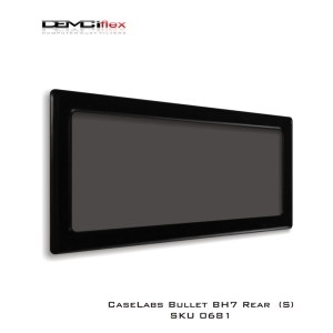 Picture of CaseLabs Bullet BH7 Rear Dust Filter (Small)
