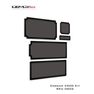 Picture of Corsair Obsidian 450D Dust Filter Kit