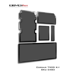 Picture of Corsair Obsidian 750D Dust Filter Kit