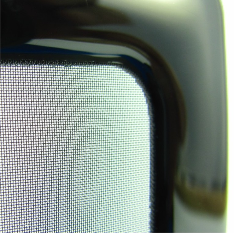 Picture of Double 140mm O/D Computer Dust Filter