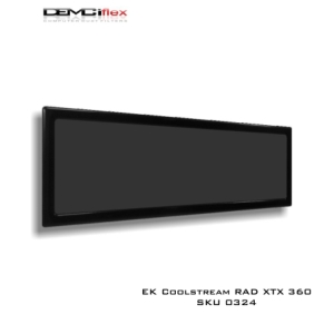 Picture of EKWB Coolstream XTX Triple 120mm Radiator Dust Filter