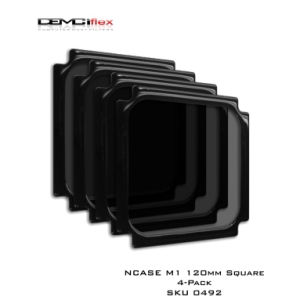 Picture of NCASE M1 120mm Square 4-Pack Dust Filters