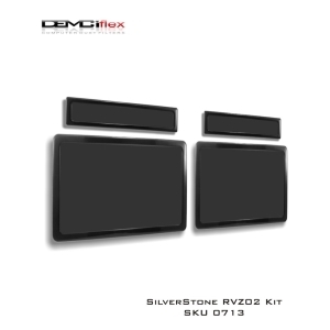Picture of SilverStone RVZ02 Dust Filter Kit