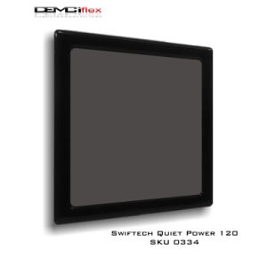 Picture of Swiftech Quiet Power 120mm Radiator Dust Filter