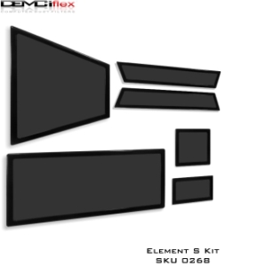 Picture of Thermaltake Element S Dust Filter Kit