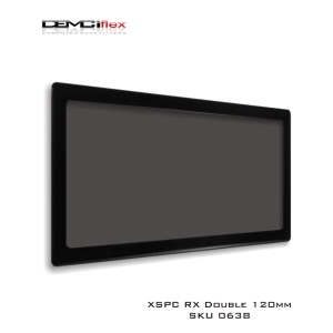 Picture of XSPC RX Double 120mm Radiator Dust Filter