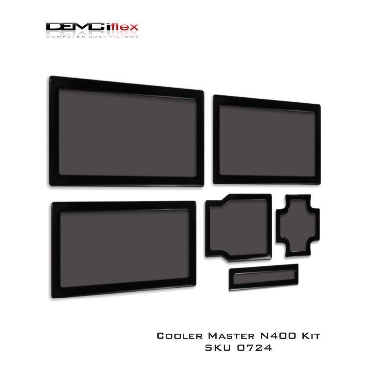 Picture of Cooler Master N400 Dust Filter Kit