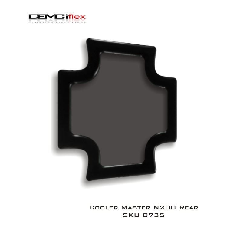 Picture of Cooler Master N200 Rear Dust Filter