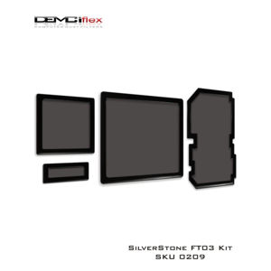 Picture of SilverStone Fortress FT03 Dust Filter Kit
