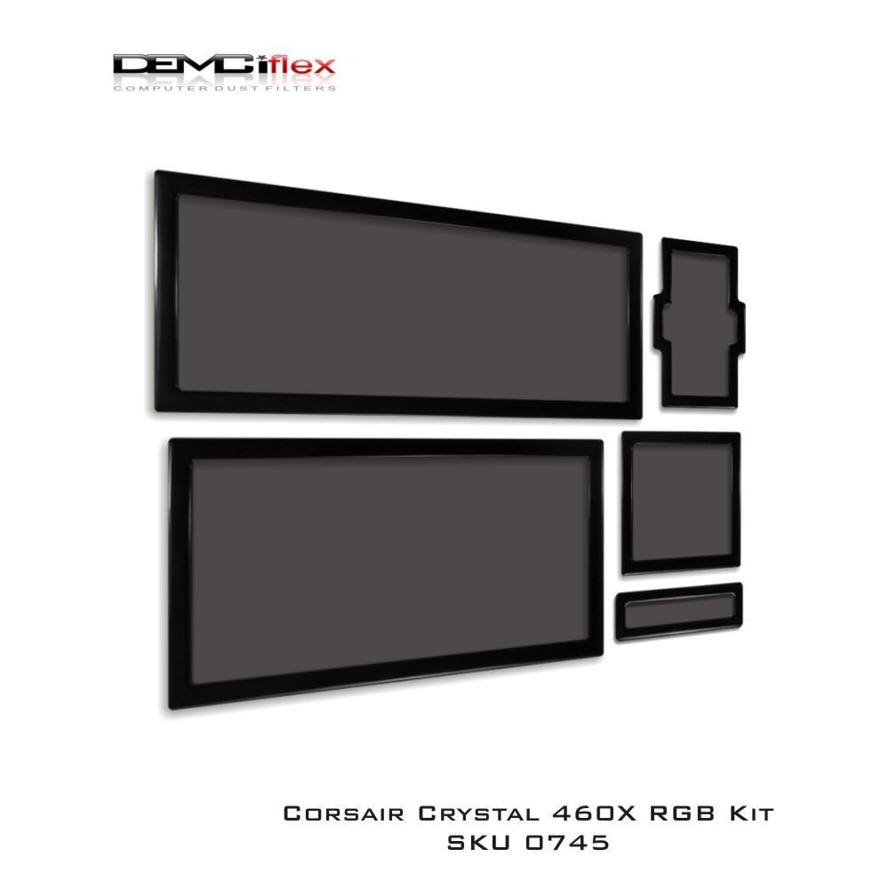 Picture of Corsair Crystal 460X RGB Dust Filter Kit