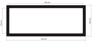Picture of C441 - 420mm x 165mm