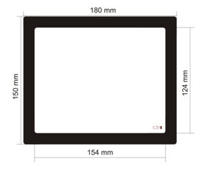 Picture of C518- 180mm x 150mm