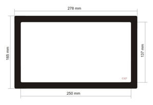 Picture of C527 - 278mm x 165mm