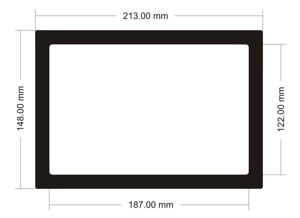 Picture of C532 - 213mm x 149mm