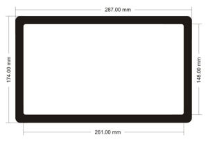 Picture of C546 - 287mm x 174mm