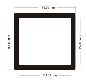 Picture of C559 -178mm x 165mm