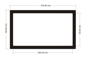 Picture of C560-278mm x 165mm