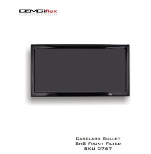 Picture of Caselabs Bullet BH8 Front Filter
