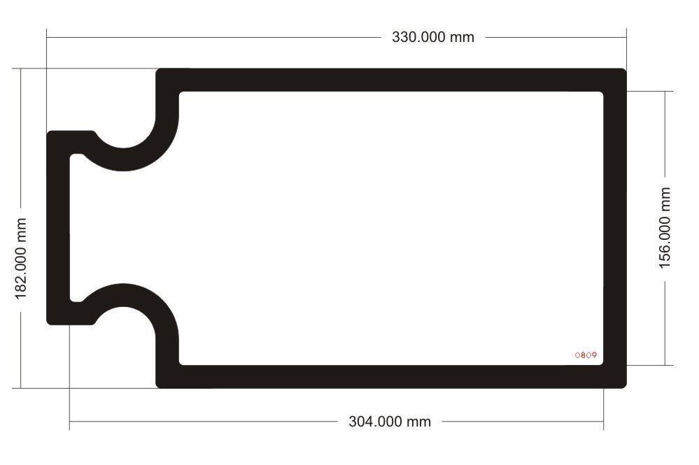 Picture of Fractal Design Focus G Mini  Bottom Filter