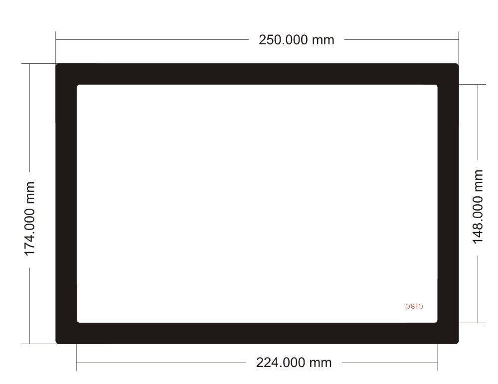 Picture of Fractal Design Focus G Mini  Front Filter