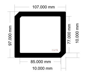 Picture of C678 - 107mm x 97mm