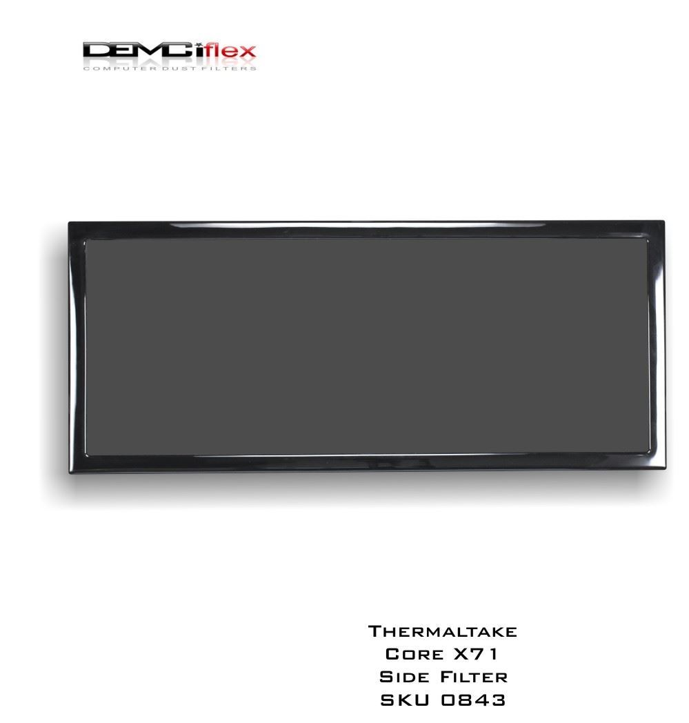 Picture of 0843 - Thermaltake Core X71 Side Filter