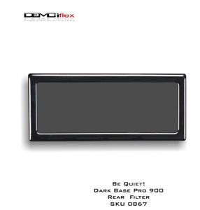 Picture of 0867 - Dark Base Pro 900 Rear  Filter