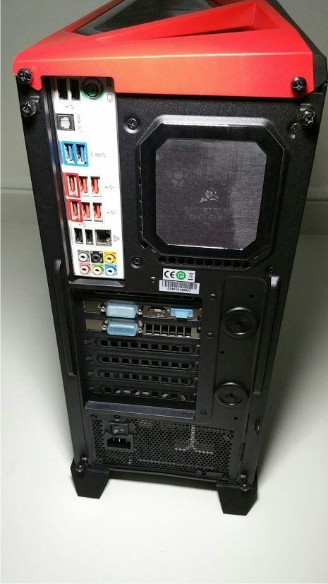 Picture of 0899 - Corsair Spec Alpha Filter Kit