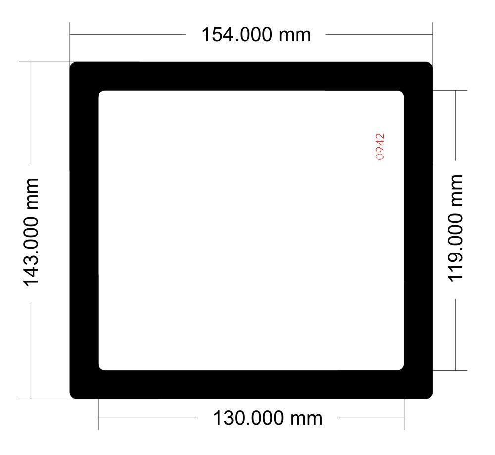 Picture of EK Coolstream CE 140 Radiator Filter