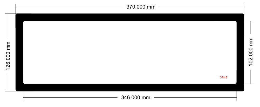 Picture of EK Coolstream PE360 Radiator Filter