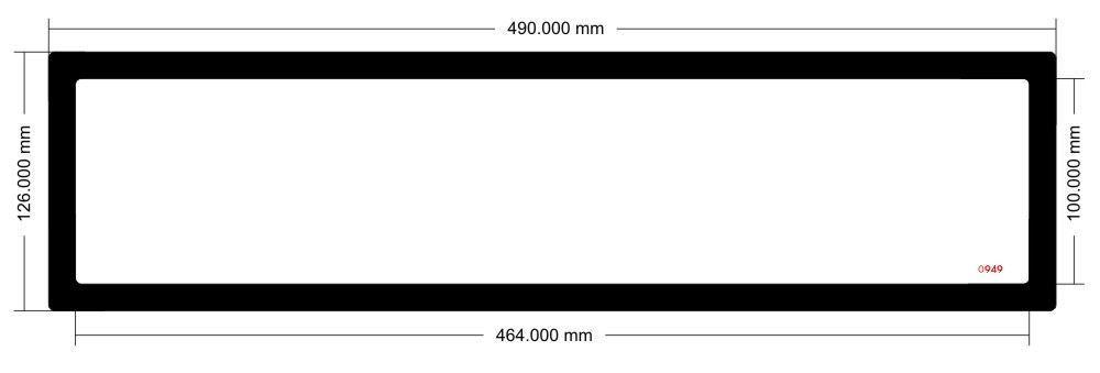 Picture of EK Coolstream PE480 Radiator Filter