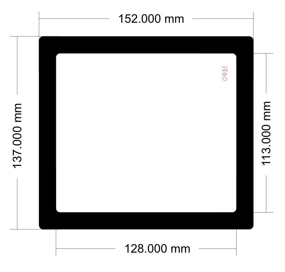 Picture of EK Coolstream SE140 Radiator Filter