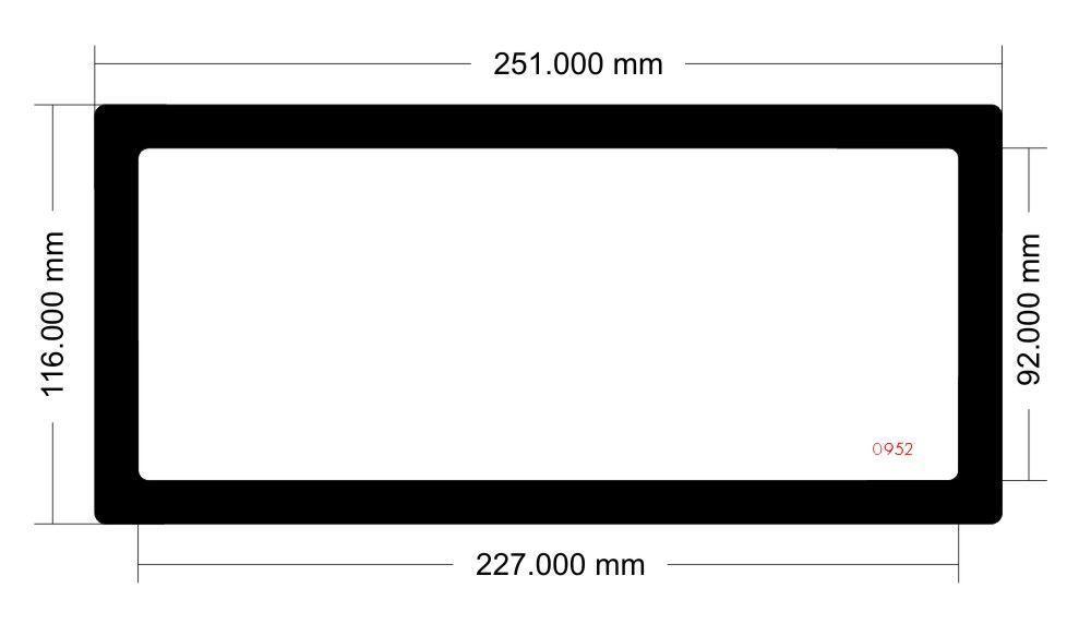 Picture of EK Coolstream SE240 Radiator Filter
