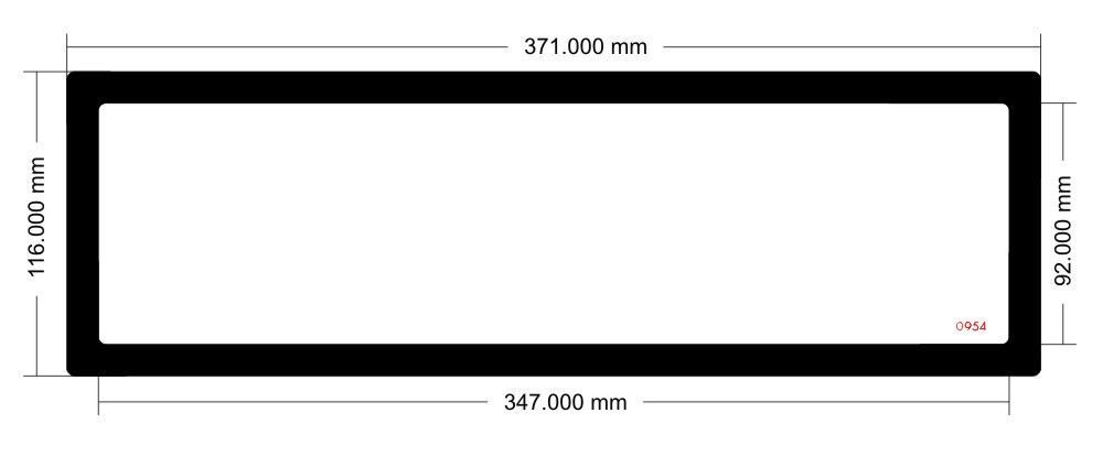 Picture of EK Coolstream SE360 Radiator Filter