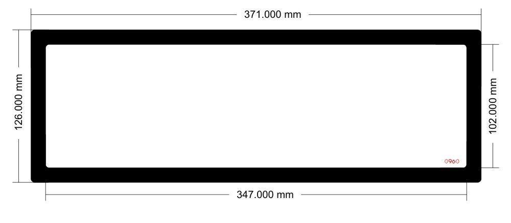 Picture of EK Coolstream XE360 Radiator Filter