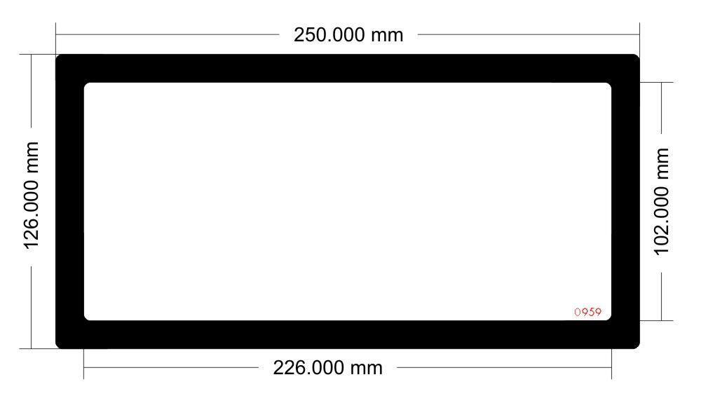 Picture of EK Coolstream XE240 Radiator Filter