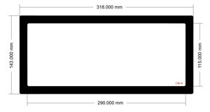 Picture of C804- 318mm x 143mm