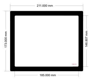 Picture of C805- 211mm x 173mm