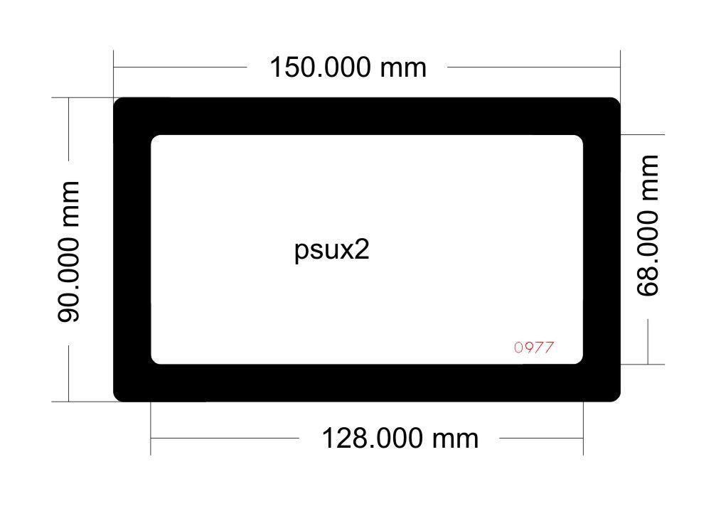 Picture of Lian-Li PC 011-Air  PSU Filter
