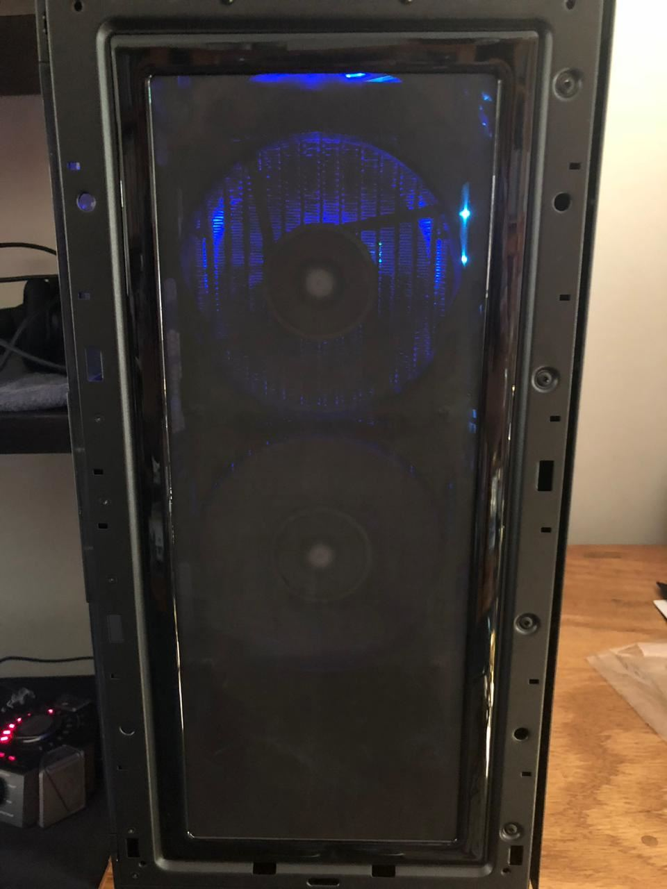 Picture of Corsair 400C  Front Filter