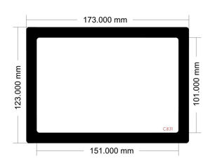 Picture of C831 - 173mm x 123mm
