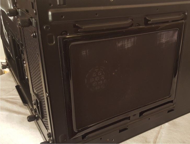 Picture of Cooler Master MasterCase Pro 5 Mid Tower Bottom Filter