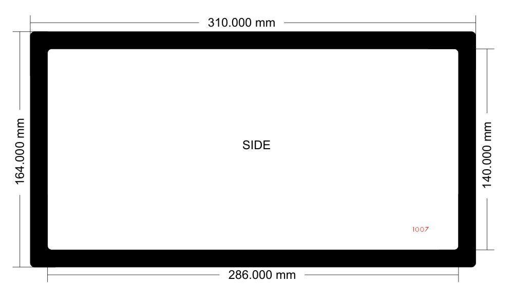 Picture of SLIGER CERBERUS X Side Filter