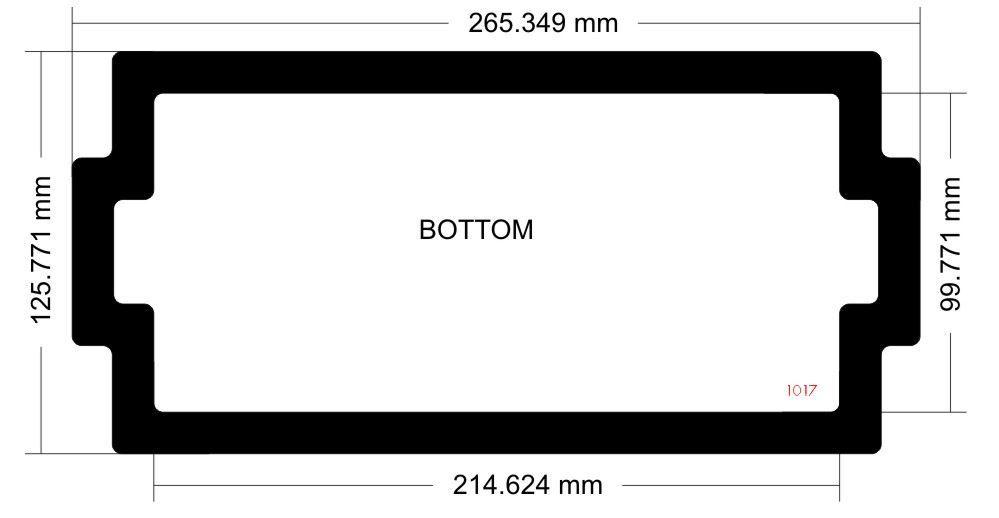 Picture of Sliger SM550 Bottom Filter