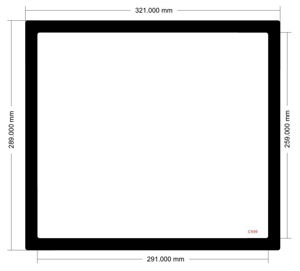 Picture of C959 - 321mm x 289mm