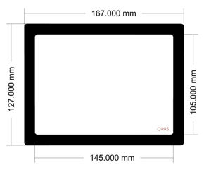 Picture of C995 - 167mm x 127mm