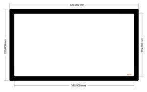 Picture of C1010 - 420mm x 235mm