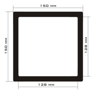 Picture of C378 - 150mm x 150mm