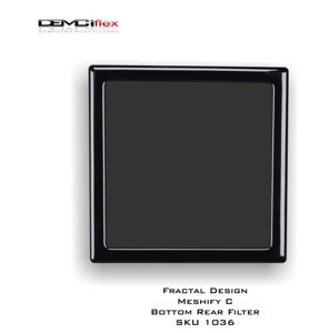 Picture of Fractal Design Meshify C  Bottom Rear Filter